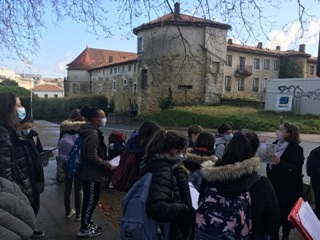 Visite du Bayonne médiéval