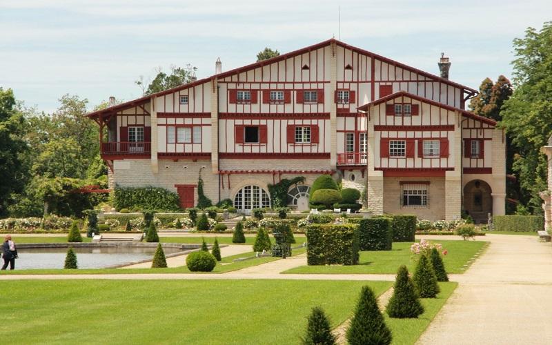 Visite de la Villa Arnaga